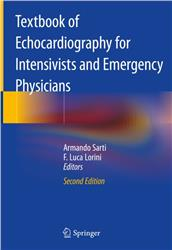 Cover Textbook of Echocardiography for Intensivists and Emergency Physicians