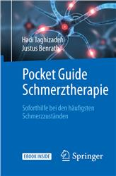 Cover Pocket Guide Schmerztherapie