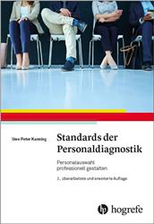 Cover Standards der Personaldiagnostik