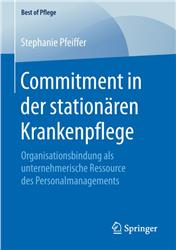 Cover Commitment in der stationären Krankenpflege