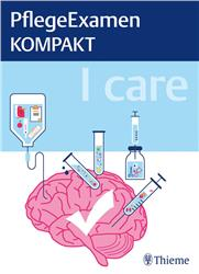 Cover I care - PflegeExamen KOMPAKT