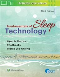 Cover Fundamentals of Sleep Technology
