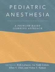 Cover Pediatric Anesthesia: A Problem-Based Learning Approach
