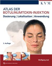 Cover Atlas der Botulinumtoxin-Injektion
