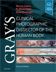 Cover Grays Clinical Photographic Dissector of the Human Body