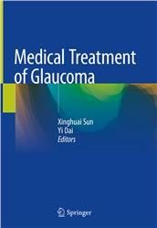 Cover Medical Treatment of Glaucoma
