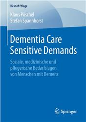 Cover Dementia Care Sensitive Demands