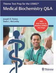 Cover Thieme Test Prep for the USMLE®: Medical Biochemistry Q&A