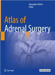 Cover Atlas of Adrenal Surgery