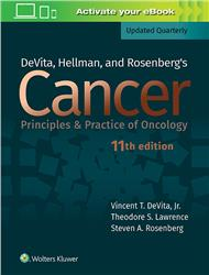 Cover Devita, Hellman, and Rosenbergs Cancer