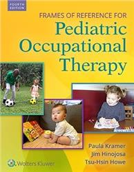 Cover Frames of Reference for Pediatric Occupational Therapy