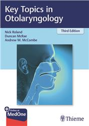 Cover Key Topics in Otolaryngology
