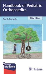 Cover Handbook of Pediatric Orthopaedics
