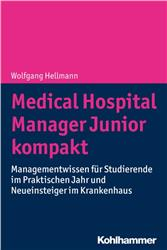 Cover Medical Hospital Manager Junior kompakt