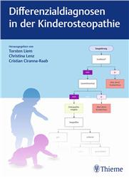 Cover Differenzialdiagnosen in der Kinderosteopathie