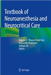 Cover Textbook of Neuroanesthesia and Neurocritical Care