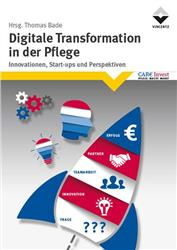 Cover Digitale Transformation in der Pflege