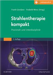 Cover Strahlentherapie kompakt