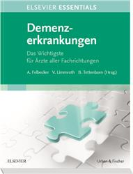 Cover ELSEVIER ESSENTIALS Demenzerkrankungen
