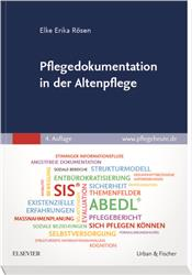 Cover Pflegedokumentation in der Altenpflege