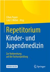 Cover Repetitorium Kinder- und Jugendmedizin