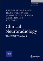 Cover Clinical Neuroradiology. 3 Volumes