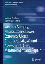 Cover Vascular Surgery, Neurosurgery, Lower Extremity Ulcers, Antimicrobials, Wound Assessment, Care, Measurement and Repair