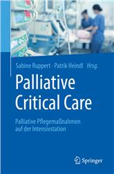 Cover Palliative Critical Care