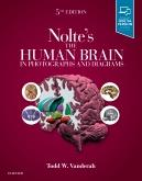 Cover Noltes The Human Brain in Photographs and Diagrams