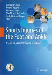 Cover Sports Injuries of the Foot and Ankle