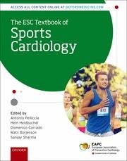 Cover The Esc Textbook of Sports Cardiology