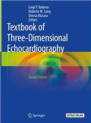 Cover Textbook of Three Dimensional Echocardiography