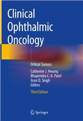 Cover Clinical Ophthalmic Oncology