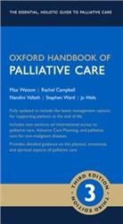 Cover Oxford Handbook of Palliative Care