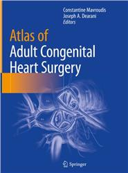 Cover Atlas of Adult Congenital Heart Surgery
