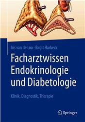 Cover Facharztwissen Endokrinologie