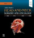 Cover Jatin Shah's Head and Neck Surgery and Oncology