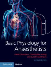 Cover Basic Physiology for Anaesthetists