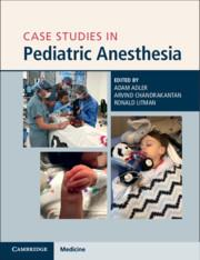 Cover Case Studies in Pediatric Anesthesia