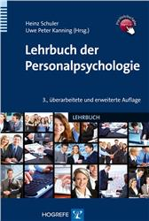 Cover Lehrbuch der Personalpsychologie