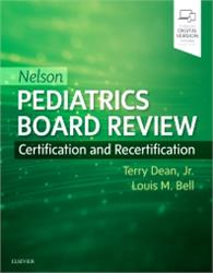 Cover Nelson Pediatrics Board Review