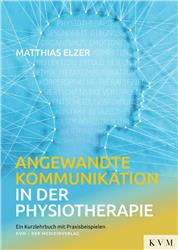 Cover Angewandte Kommunikation in der Physiotherapie