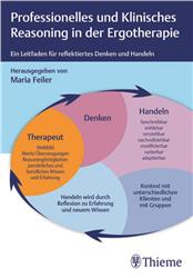 Cover Professionelles und klinisches Reasoning in der Ergotherapie