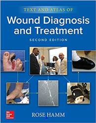 Cover Text and Atlas of Wound Diagnosis and Treatment, Second Edition