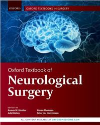 Cover Oxford Textbook of Neurological Surgery