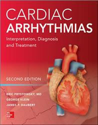 Cover Cardiac Arrhythmias: Interpretation, Diagnosis and Treatment, Second Edition