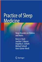 Cover Practice of Sleep Medicine