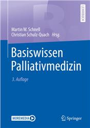 Cover Basiswissen Palliativmedizin
