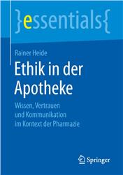 Cover Ethik in der Apotheke