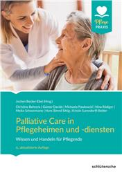 Cover Palliative Care in Pflegeheimen und -diensten